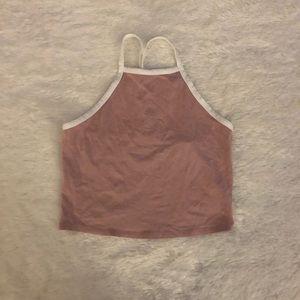 Pink Crop Top :)